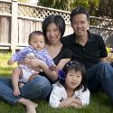 Victoria; fun; smiles; 2011; professional family portrait photography