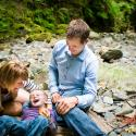professional; family photography; victoria; goldstream park