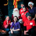 Deck the Hall; volunteers; saanich Municipal Hall; Winter Lights Festival;