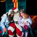 photos with santa;Saanich Municipal Hall;Deck the Hall; Winter Lights Festival;