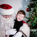 Santa at Saanich Deck the Hall - Winter Lights Festival 2014